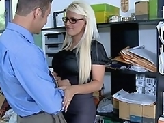 puling hardcore milf hvit i klær blonde store pupper lingerie hæler amerikansk