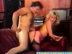 amatør hardcore milf blonde strømper slikking