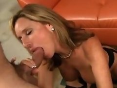 hardcore milf moden blonde blowjob oral facial fingring